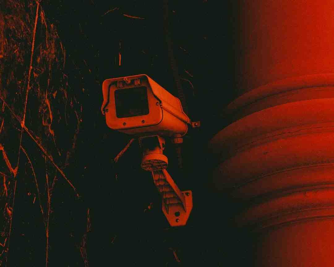 Comment brouiller une caméra de surveillance