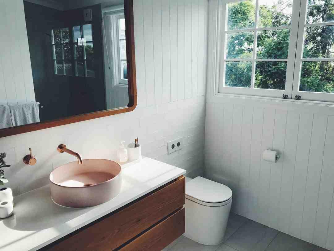 Comment décorer des toilettes