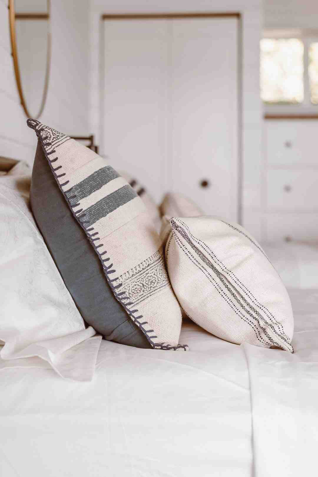 Comment faire bouffer les oreillers