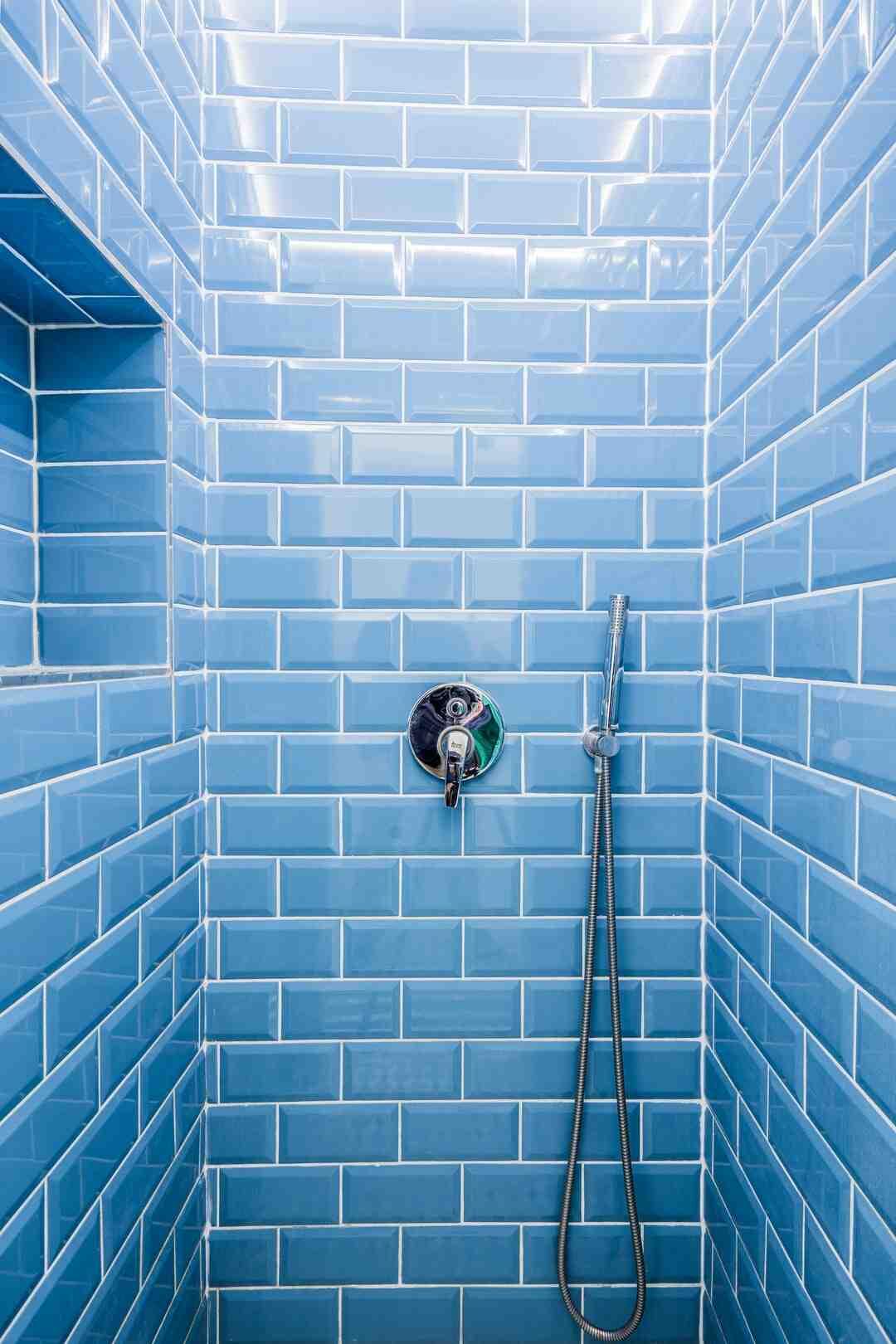 Comment installer plomberie douche