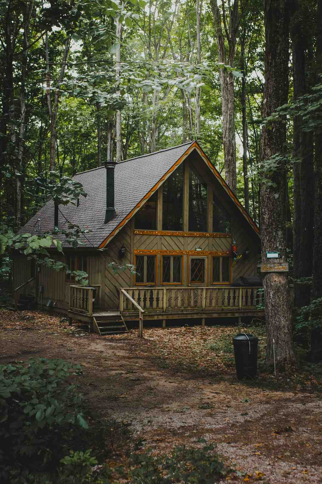 Comment construire une maison en bois