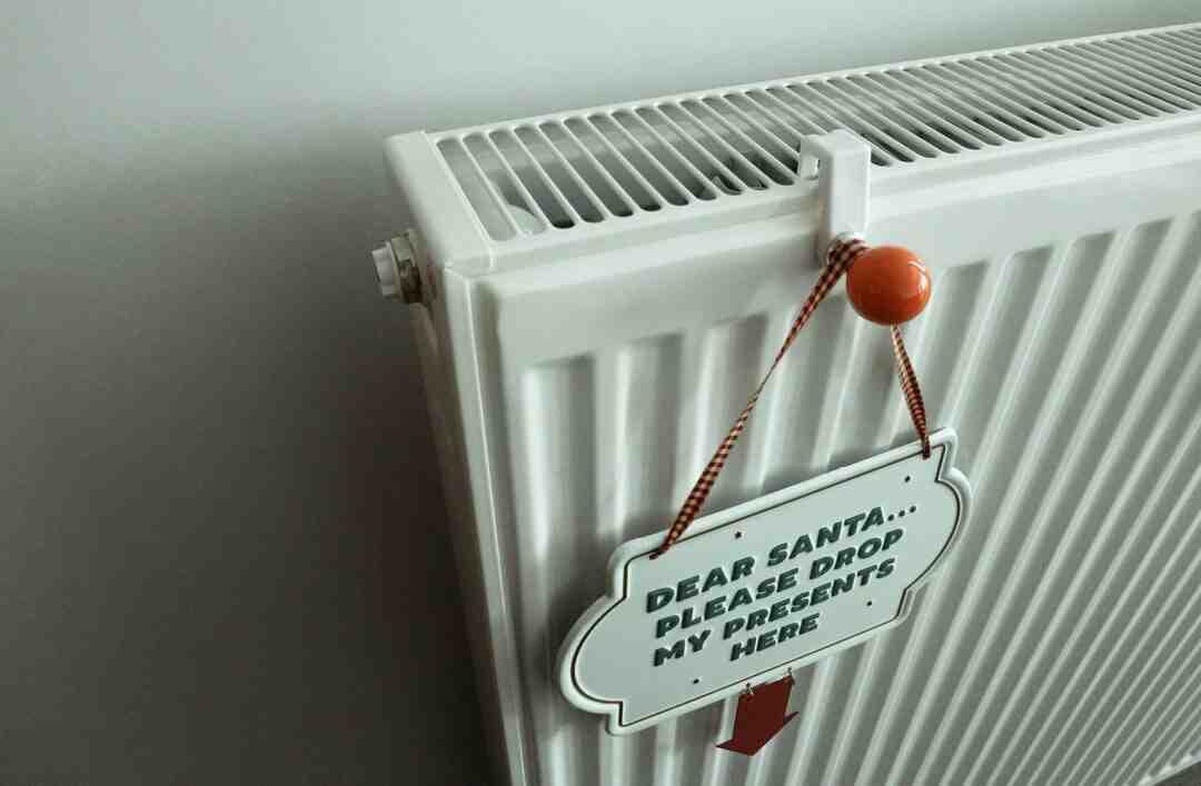 Comment dépoussiérer l'intérieur d'un radiateur ?