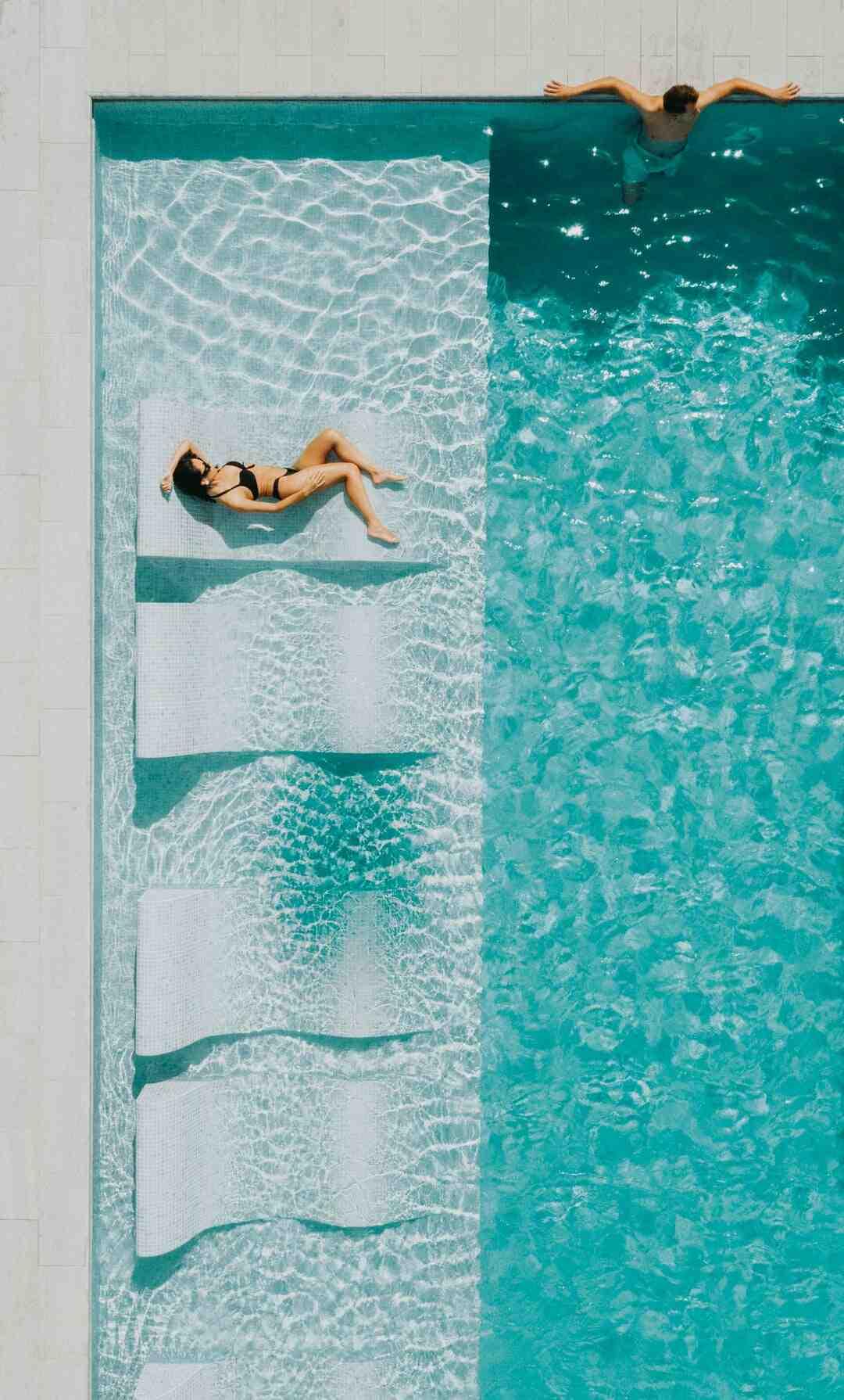 Comment vider l'eau d'une piscine hors sol ?