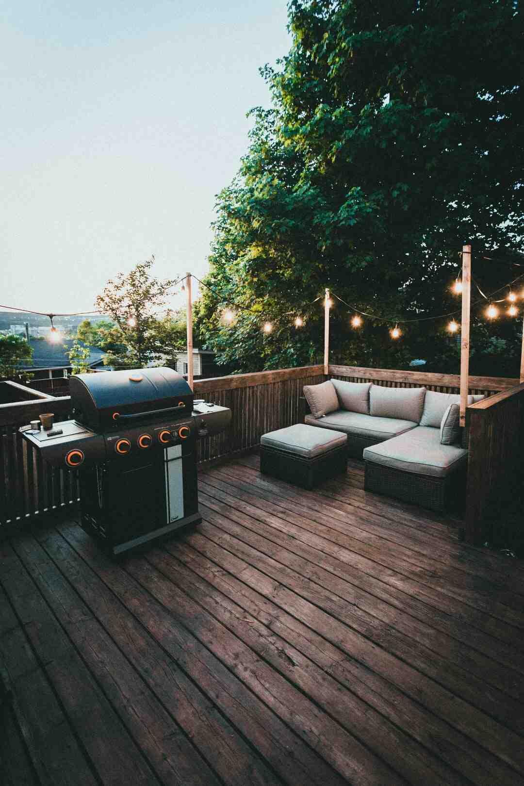 Comment amenager une terrasse à moindre coût ?