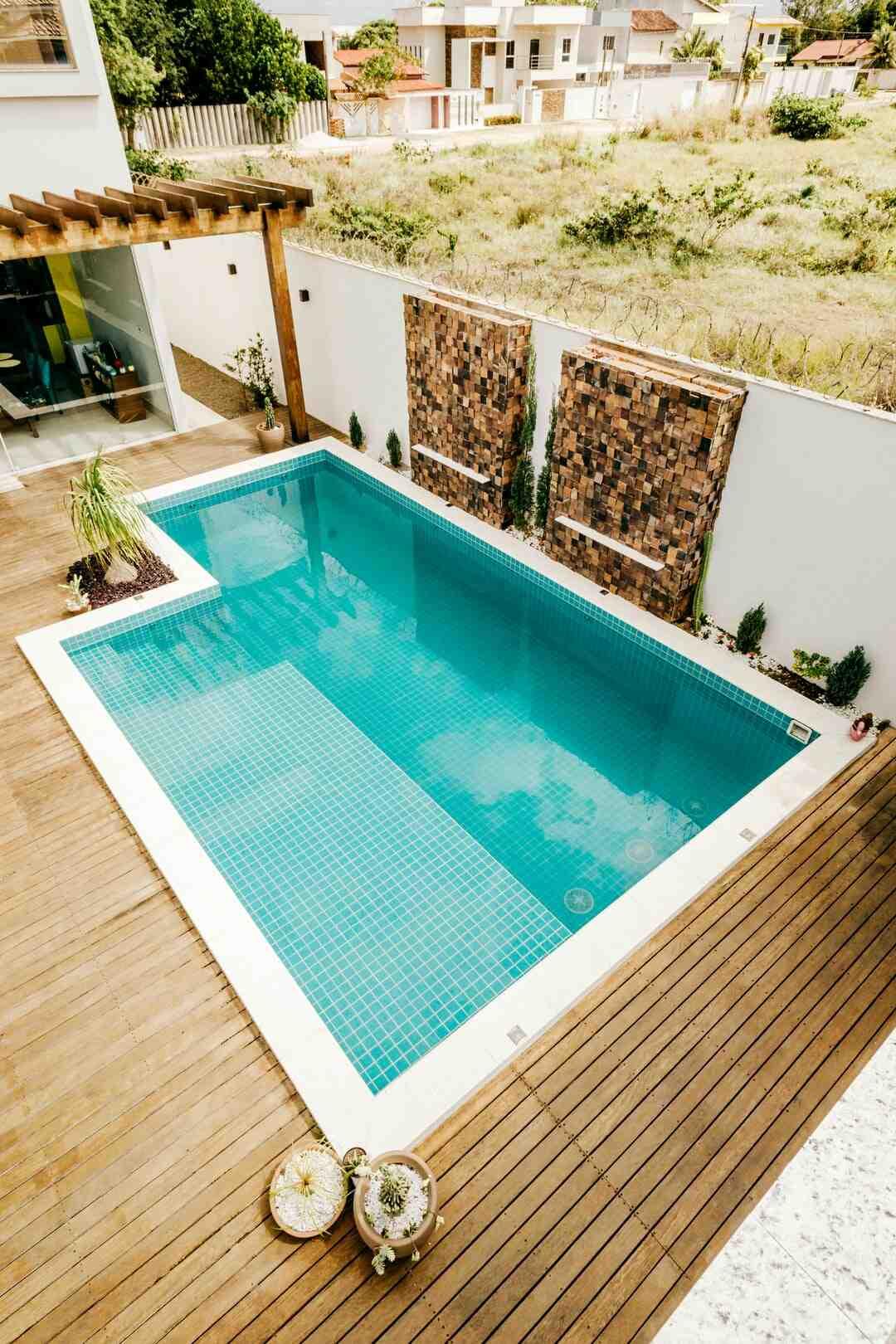 Comment aménager une terrasse en béton