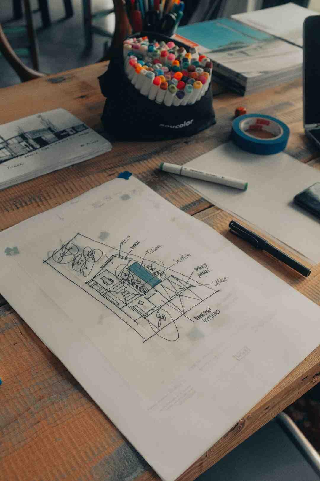 Comment faire un plan de maison Plain-pied ?
